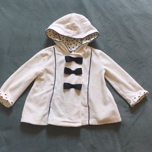 Other - 6-9 baby long sleeve cover with hood.